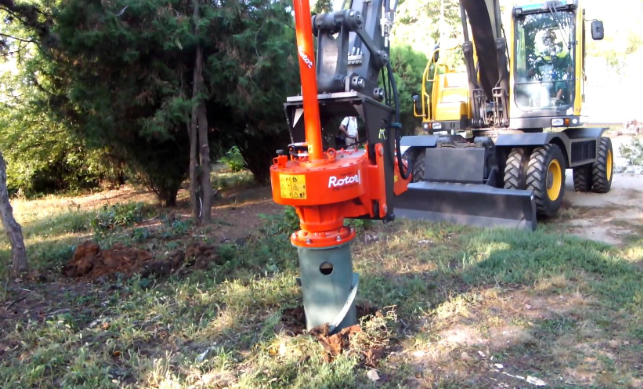 an image of stump removal in Fountain Valley.